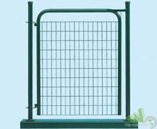 CANCELLO CANCELLETTO PEDONALE BATTENTE BETAFENCE GREEN GATE 100X100CM VERDE