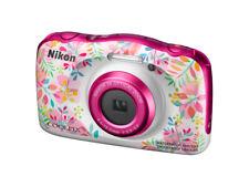Nikon COOLPIX W150 Digital Camera (Floral Pink) VQA113EA