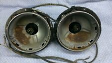 1952 Kaiser Manhattan Head Light Buckets OEM Hot Rod Rat Rod