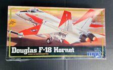 MPC Douglas F-18 Hornet Model Kit 1/72 Scale Unopened Sealed