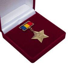 "Russian Cossack's AWARD ORDER BADGE - The star of ""Hero of Cossacks"""