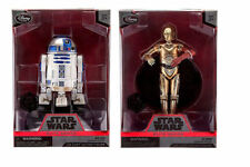 Disney Star Wars R2-D2 & C-3PO Elite Series Die Cast Action Figure Force Awakens