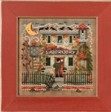 Mill Hill Buttons Beads Kit Counted Cross Stitch Haunted Laboratory Mh14-1623