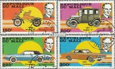 Mali 1089-1092 (complete issue) used 1987 Henry Ford
