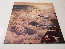 CEDARVILLE  College Ohio,MESSENGERS QUARTET 1964 ST,MELODY-AIRES ,CHOIR vinyl m-