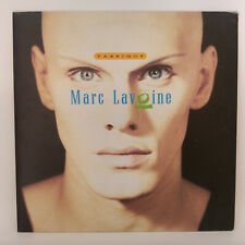 Marc Lavoine ‎– Fabriqué -  Vinyl, LP, Album - 1987 -  Chanson, Synth-pop