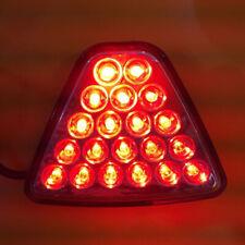Car Motorcycle 20 LED Trailer Tail Reverse Brake Light Work Lamp Stoplight Bulb
