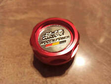 RED JDM MUGEN FORGED Aluminium OIL FILLER CAP HONDA CIVIC INTEGRA S2000 CRZ EP3