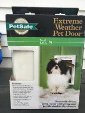 PetSafe Extreme Weather Pet Door Small Dog 1-15 Lbs