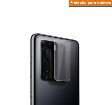 Protector Cristal Templado Cámara Trasera para Huawei P40 Pro Vidrio