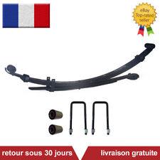 Mitsubishi L200 Arriere Ressorts(4+2 Feuille) 96-07 MR448147 MR267745 +2 Boulon
