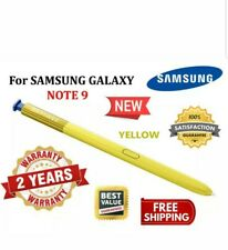 original bluetooth Samsung Galaxy Note 9 S Pen Yellow(bluetooth function)