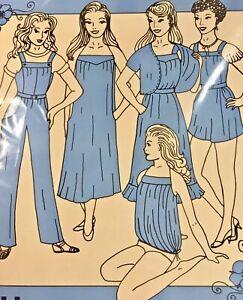 Elizabeth Lee Designs Nursing Classics Pattern Juli uncut Breastfeeding Jumpsuit