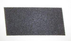 Schwammfilter HX Filter Filtermatte für Trockner Ignis Schaumstoff 481010354757