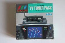 Tv tuner sintonizzatore SEGA GAME GEAR accessorio Giapponese con scatola raro