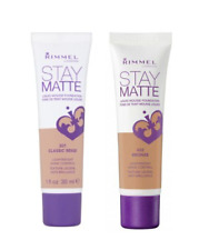 Rimmel London Stay Matte Mousse Foundation 402 Bronze 30ml
