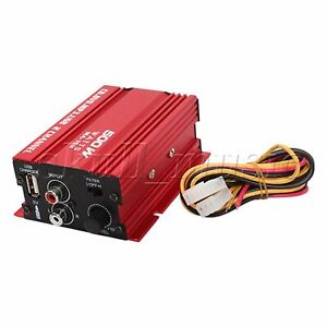 MA-150  Amplifier Digital Stereo Amplifier For Car Motorcycle and Boat