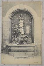"""CPA """" SAINT LO - La Fontaine Havin"""