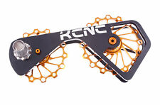 KCNC Road Cycling Bike Oversize Pulley System for Shimano Dura Ace/Ultegra Gold