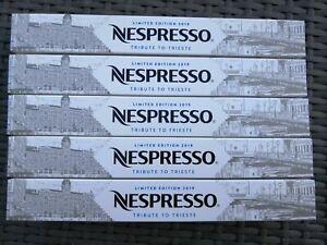 200 capsules assortiment nespresso trieste et cafezhino