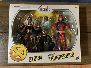 NEW Marvel Legends STORM & THUNDERBIRD Target Exclusive Uncanny X-Men FAST SHIP!
