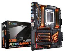 Gigabyte x399 AORUS Videojuego 7 - ATX placa base AMD Conector TR4 CPU