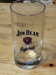 Jim Beam Whiskey Highball Cocktail Glasses Drink Smart