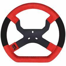 AIM Mychron 5 Volante in Rosso con 3 Bulloni Fissaggio UK negozio Kart
