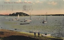 Onset, Ma - Onset Bay and Wickets Island