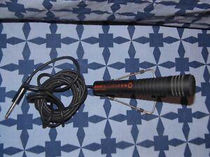 MICRO MICROPHONE AKG ACOUSTICS D70 vintage made in Austria BON ETAT FONCTIONNE