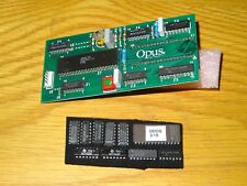 ACORN BBC MICRO - OPUS DDOS DOUBLE DENSITY DISK SYSTEM UPGRADE WITH GUIDE