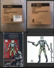 ?Eight Star Wars Black Series Commander Gree Exclusive SEALED AFA/CAS READY?