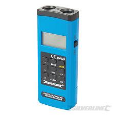SILVERLINE 650926 Digital Range Measure 0.55 - 15m
