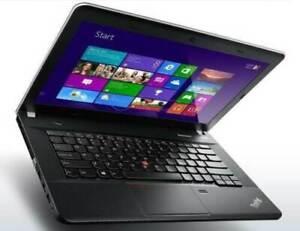 "LENOVO Thinkpad Laptop E440 14"" i5-4200M@2.50GHz 8GBRAM 256GBSSD Win10 HDMI"