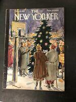 Vtg 1952 December 20 NEW YORKER MAGAZINE