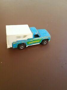 1974 Hot Wheels Redline Camper Truck