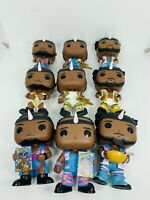 Funko Pop The New Day WWE Bundle Lot Of 9 Loose OOB