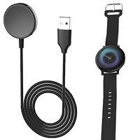 Für Samsung Galaxy Watch Active SM-R500 USB Dockingstation Ladegeräte 1m Kabel