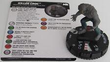KILLER CROC 047A Batman: The Animated Series DC HeroClix Rare