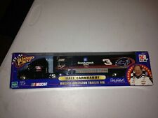 NASCAR 2000 DALE EARNHARDT#3 DIECAST COLLECTOR TRAILER RIG HASBRO WINNERS CIRCLE