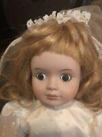 Haunted Active Bride Doll. Spirit Vessel Rose. Paranormal Estate