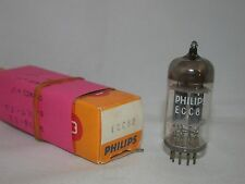 Mullard - Philips ECC82 NOS tested single electron tube Audio and Guitar