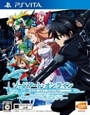 PS VITA Sword Art Online Hollow Fragment From Japan Japanese Game Anime
