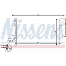 Nissens Condenseur climatisation 940087 pour VOLVO