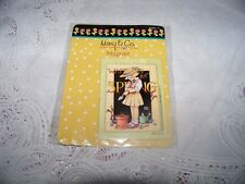 """Mary Engelbreit Magnet """"Waiting For S P R I N G"""" New #400"""