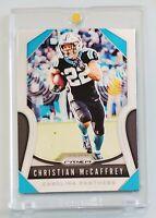 Christian McCAFFREY 🔥 Carolina PANTHERS 🏈 2019 PANINI PRIZM FOOTBALL CARD