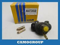 Cylinder Rear Brake Rear Wheel Cylinder Metelli For IVECO Daily 85 89