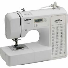 Genuine Brother Computerized 100 Stitch Project Runway Sewing Machine CE1100PRW