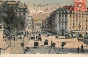 Geneva - Rue Du Mont-Blanc