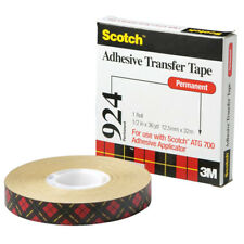 3 M ™ SCOTCH ® 924 ATG ™ nastro di trasferimento 12 mm x 55 M